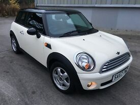 Stunning 2007 57 Mini 1.6 Cooper 3Dr **2 Owners+History+Mot Aug 2017+Great Spec**