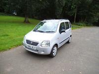 Suzuki Wagon R 1.3ltr 2001