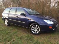 AUTOMATIC ESTATE FORD FOCUS - 1 YEARS MOT