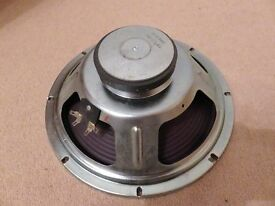 """10"""" 8ohm 60w guitar speaker chassis"""