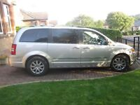 Chrysler Grand Voyager 2.8 CRD Ltd
