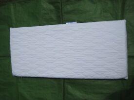 Brand New Microfibre Foam Cot Mattress for £5.00