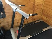 York Fitness Running Machine For Sale *Bargain*