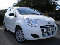 *** Suzuki Alto 1.0 SZ 5dr *** IMMACULATE *** LOW MILEAGE ***ONLY COVERED 12K*** BARGAIN***