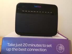 Talktalk wireless router