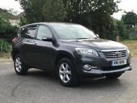 *RARE* 2011 Petrol Toyota RAV4 2.0 XT-R M-Drive S 5dr
