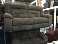 New/Ex Display LazyBoy Kinmen 3 Seater + 2 Seater Electric Recliner Sofas