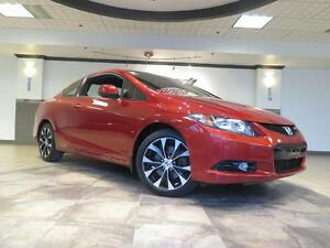 Honda Civic Si Coupe 2013