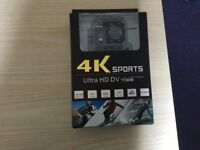 4K Camera For Sports
