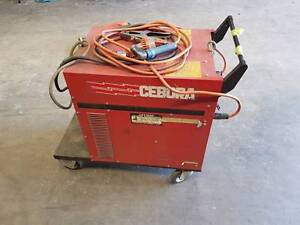 Welder - Cebora TIG Star200 old heavy duty style Taminda Tamworth City Preview