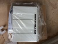 Bauhaus Slimline Dual Flush Concealed WC Cistern