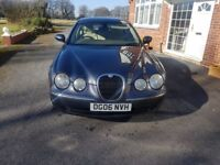 Jaguar S type automatic