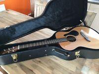 Alvarez RF8 Guitar, beautiful condition, complete with hard case
