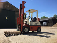 Nissan 1.5 Ton Gas/LPG Forklift Truck Purchase or Hire Available!