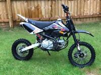 M2R Racing KM160MX 160cc (has a z155 zongshen race engine)