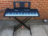 Yamaha ez 220 with stand
