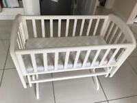 John Lewis Glider Crib