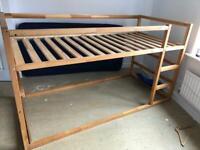 FREE USED IKEA Kura bed frame