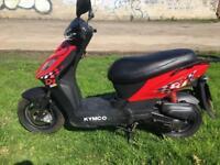 50cc scooter kymco dj50s
