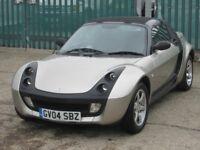 2004 (04 reg), Smart Roadster 0.7 Targa 2dr