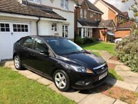 Ford Focus 1.6 Full service history
