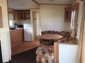 3 Bed Caravan @ Southerness! Glasgow, Largs, Ayr, Edinburgh, Dumfries, Carlisle, Newcastle Leeds