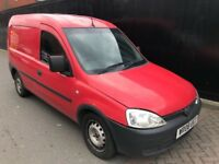 Vauxhall combo 1.3 diesel bargain