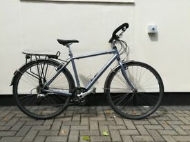 Dawes Karakum Touring Bike. Shimano Deore 27 Gears.