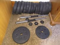 Pair of adjustable dumbells for 15£ (pick up from Scotstoun)