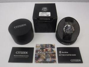 Citizen WR100 Titanium Eco-Drive - We Buy and Sell Time Pieces at Cash Pawn - 117599 - FY29405