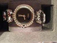 DKNY watch and box