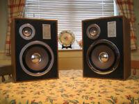 SolaVox Vintage Hi Fi Loudspeakers