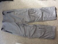 BRAND NEW Snowboarding Skiing Surfanic Mens Trousers Size Large. RRP £80.00