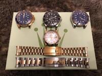 Rolex watch lot