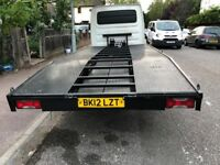 iveco daily recovery truck LWB auto 2012 not ford, p/x vans