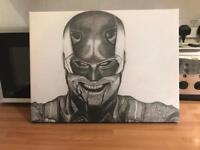 Daredevil canvas