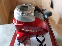 Banax Kaigen 500XP Battery Powered Boat Multiplier Fishing Reel C/W power Cord,manual and box.