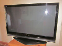 "LCD 50"" Panasonic Flatscreen TV"