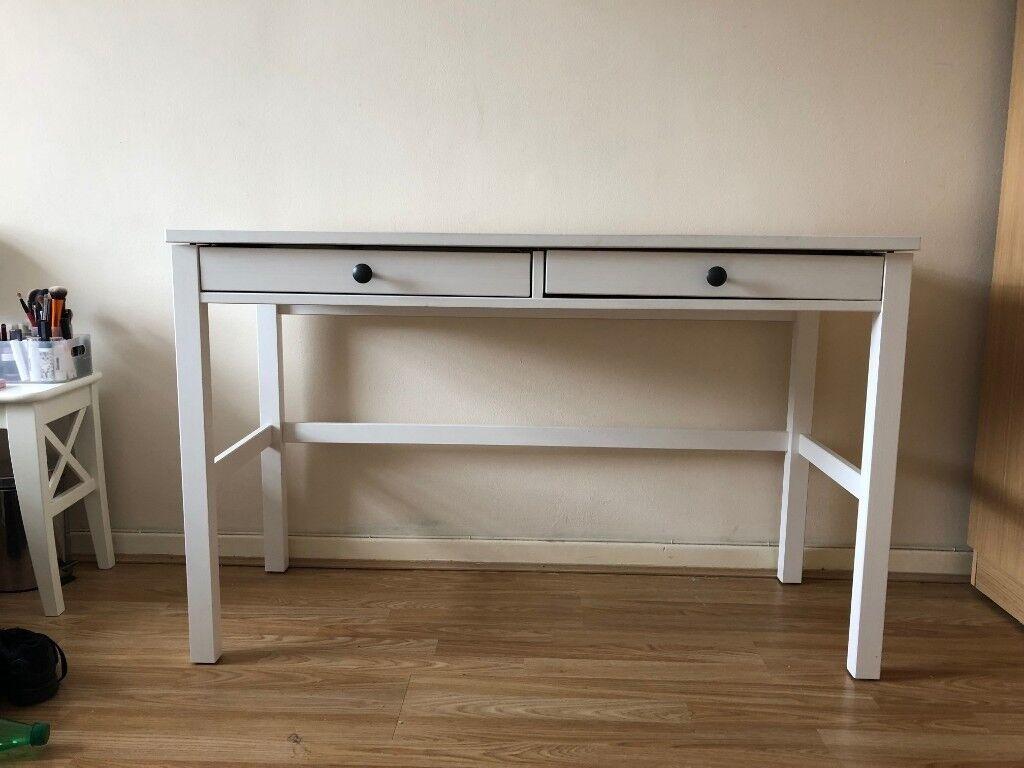 Ikea hemnes white desk in new cross london gumtree