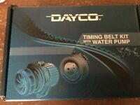 Dayco Timing Belt and Water Pump Kit for a KA