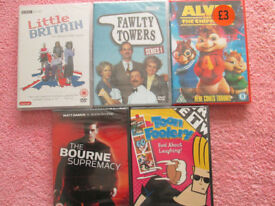 DVDs for sale (most new)