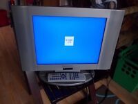 14INCH MONITOR FOR GAMES CONSOLE ETC. WITH REMOTE