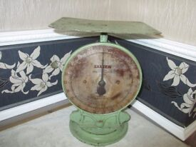 Antique Salter Parcel Scales