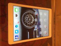 Apple iPad Air 1st Gen 16GB, Wi-Fi + Cellular (EE) - Silver Pristine Condition