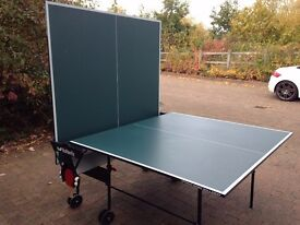 Butterfly Roller away Table Tennis table