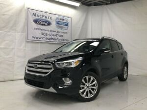 2018 Certified Pre-Owned Ford Escape Titanium