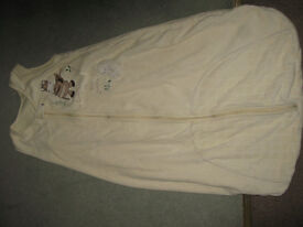 zeddy and parsnip baby sleeping bag 0-6 months