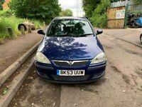 BREAKING Vauxhall Corsa SXI 16v 1.2 Blue door bumper wing window glass front rear offside nearside