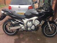 2006 Yamaha Fazer fz6 600 motorcycle in Excellent Condition