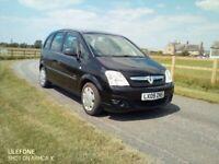 Vauxhall, MERIVA, MPV, 2009, Manual, 1364 (cc), 5 doors